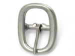 25mm Chrome Plated Halter Buckle. For halter straps up to 25mm wide. Code BUC162